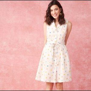 Modcloth | Community Brunch Compass Dress